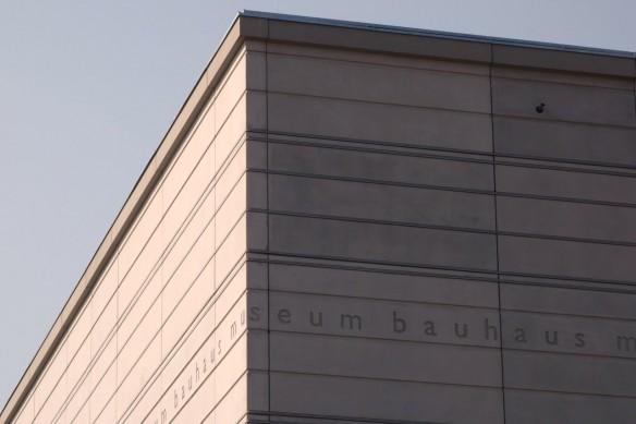 Neues Bauhaus-Museum Weimar (Foto: Michael Knoche)