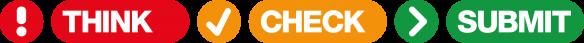 ThinkCheckSubmit - eine Initiative für eine glaubwürdige Publikationskultur in der Wissenschaft ein