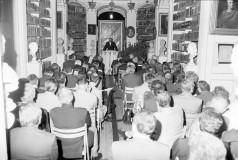 300jähriges Jubiläum der Weimarer Bibliothek und Umbenennung in Herzogin Anna Amalia Bibliothek am 18.9.1991