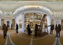 2007 nach der Restaurierung der Bibliothek  - Foto: Torsten Hemke